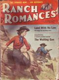 Ranch Romances (1924-1968 Clayton/Warner/Best Books/Literary Enterprises/Popular) Pulp Vol. 207 #2