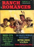 Ranch Romances (1924-1968 Clayton/Warner/Best Books/Literary Enterprises/Popular) Pulp Vol. 217 #1