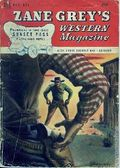 Zane Grey's Western Magazine (1946-1954 Dell) Pulp Vol. 1 #1