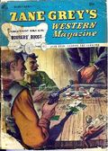 Zane Grey's Western Magazine (1946-1954 Dell) Pulp Vol. 1 #3