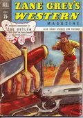 Zane Grey's Western Magazine (1946-1954 Dell) Pulp Vol. 1 #8