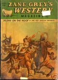 Zane Grey's Western Magazine (1946-1954 Dell) Pulp Vol. 2 #2