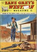 Zane Grey's Western Magazine (1946-1954 Dell) Pulp Vol. 2 #9