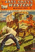 Zane Grey's Western Magazine (1946-1954 Dell) Pulp Vol. 2 #11