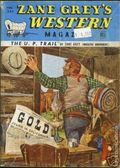 Zane Grey's Western Magazine (1946-1954 Dell) Pulp Vol. 2 #12