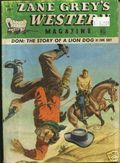Zane Grey's Western Magazine (1946-1954 Dell) Pulp Vol. 3 #6