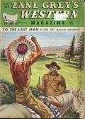 Zane Grey's Western Magazine (1946-1954 Dell) Pulp Vol. 3 #10