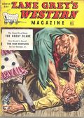 Zane Grey's Western Magazine (1946-1954 Dell) Pulp Vol. 4 #1