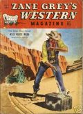 Zane Grey's Western Magazine (1946-1954 Dell) Pulp Vol. 4 #3