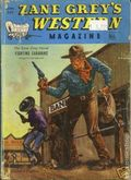 Zane Grey's Western Magazine (1946-1954 Dell) Pulp Vol. 4 #4