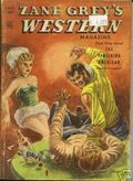 Zane Grey's Western Magazine (1946-1954 Dell) Pulp Vol. 4 #7