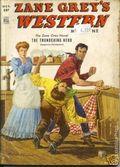 Zane Grey's Western Magazine (1946-1954 Dell) Pulp Vol. 4 #8