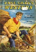 Zane Grey's Western Magazine (1946-1954 Dell) Pulp Vol. 4 #9