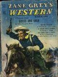 Zane Grey's Western Magazine (1946-1954 Dell) Pulp Vol. 5 #6