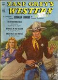 Zane Grey's Western Magazine (1946-1954 Dell) Pulp Vol. 5 #8
