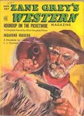 Zane Grey's Western Magazine (1946-1954 Dell) Pulp Vol. 6 #1