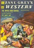 Zane Grey's Western Magazine (1946-1954 Dell) Pulp Vol. 6 #3