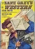 Zane Grey's Western Magazine (1946-1954 Dell) Pulp Vol. 6 #4