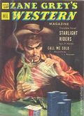 Zane Grey's Western Magazine (1946-1954 Dell) Vol. 6 #5