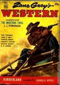 Zane Grey's Western Magazine (1946-1954 Dell) Pulp Vol. 6 #8