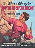 Zane Grey's Western Magazine (1946-1954 Dell) Pulp Vol. 6 #11