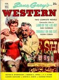 Zane Grey's Western Magazine (1946-1954 Dell) Pulp Vol. 6 #12