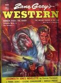 Zane Grey's Western Magazine (1946-1954 Dell) Pulp Vol. 7 #1