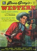 Zane Grey's Western Magazine (1946-1954 Dell) Pulp Vol. 7 #4
