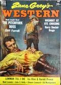 Zane Grey's Western Magazine (1946-1954 Dell) Pulp Vol. 7 #6