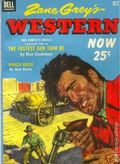 Zane Grey's Western Magazine (1946-1954 Dell) Pulp Vol. 7 #8