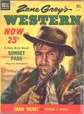 Zane Grey's Western Magazine (1946-1954 Dell) Pulp Vol. 7 #9