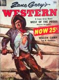 Zane Grey's Western Magazine (1946-1954 Dell) Pulp Vol. 7 #10