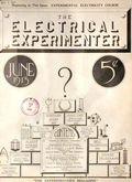 Electrical Experimenter (1913-1920 Experimenter Publications) Vol. 1 #2