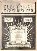 Electrical Experimenter (1913-1920 Experimenter Publications) Vol. 1 #3