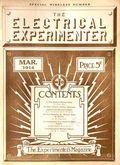 Electrical Experimenter (1913-1920 Experimenter Publications) Vol. 1 #11