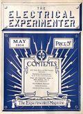 Electrical Experimenter (1913-1920 Experimenter Publications) Vol. 2 #1