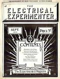 Electrical Experimenter (1913-1920 Experimenter Publications) Vol. 2 #5