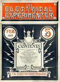 Electrical Experimenter (1913-1920 Experimenter Publications) Vol. 2 #10