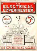 Electrical Experimenter (1913-1920 Experimenter Publications) Vol. 2 #11