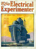 Electrical Experimenter (1913-1920 Experimenter Publications) Vol. 3 #10
