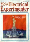 Electrical Experimenter (1913-1920 Experimenter Publications) Vol. 4 #4