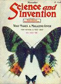 Science and Invention (1920-1931 Experimenter Publishing) Vol. 8 #7