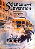 Science and Invention (1920-1931 Experimenter Publishing) Vol. 8 #9