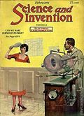 Science and Invention (1920-1931 Experimenter Publishing) Vol. 8 #10