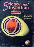 Science and Invention (1920-1931 Experimenter Publishing) Vol. 8 #12