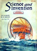 Science and Invention (1920-1931 Experimenter Publishing) Vol. 9 #3