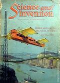 Science and Invention (1920-1931 Experimenter Publishing) Vol. 9 #7