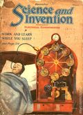 Science and Invention (1920-1931 Experimenter Publishing) Vol. 9 #8