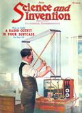 Science and Invention (1920-1931 Experimenter Publishing) Vol. 10 #2