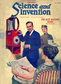 Science and Invention (1920-1931 Experimenter Publishing) Vol. 10 #5